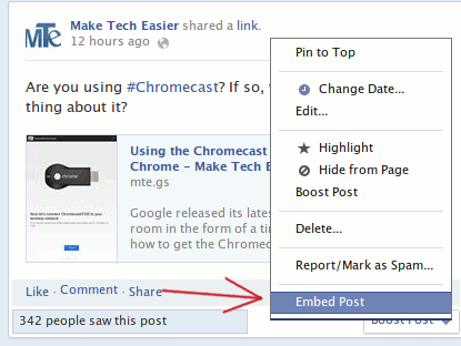 facebook-embed-post-link