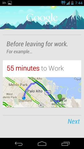 google-now-directions