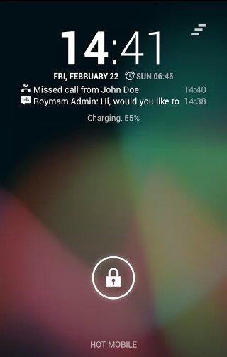lockscreen-notification-in-action