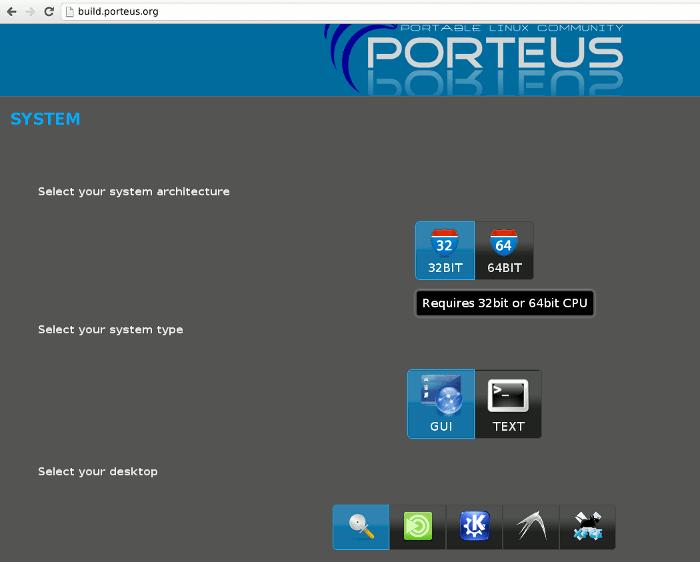 porteus-download-wizard