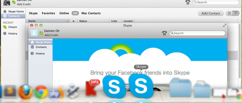 How to Run Multiple Skype Accounts in Various OS