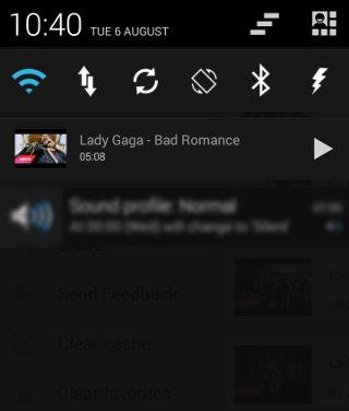 ulisten-in-notification-screen