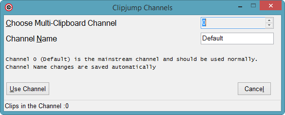 ClipJump-channels