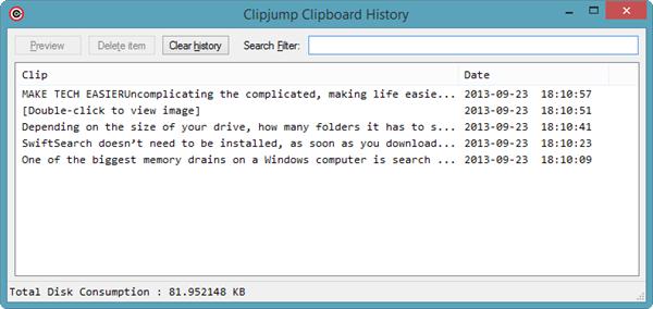 ClipJump-history