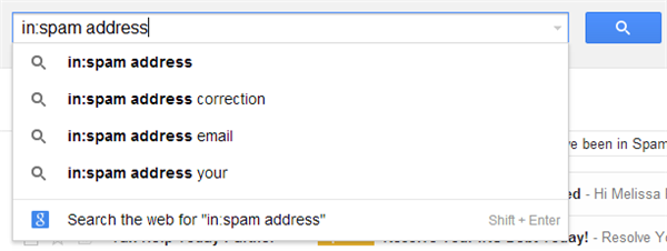 search-lost-email-spam