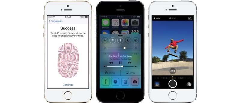 Will Apple's Fingerprint Sensor Become the New Standard?