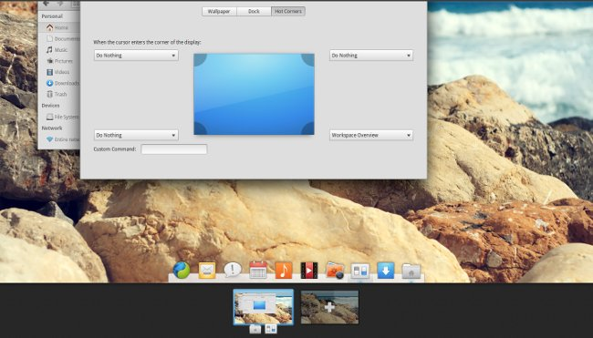 elementaryos-workspace-overview