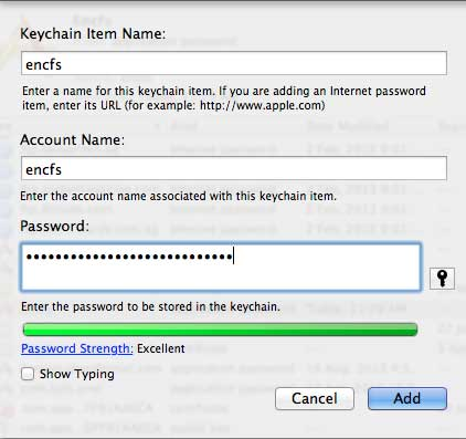 encsfs-add-password-keychain-access