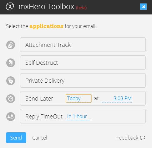 mxhero-toolbox