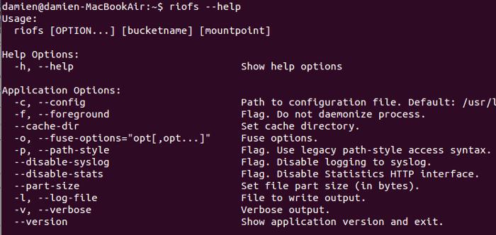 riofs-configuration