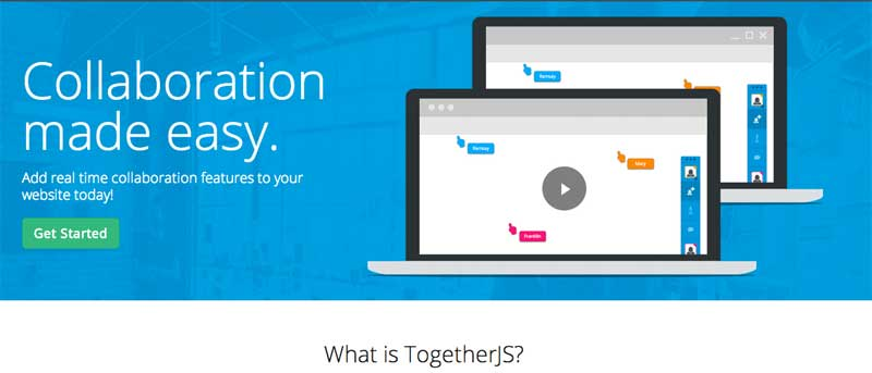 How to Easily Enable Real-time Collaboration on Your Site