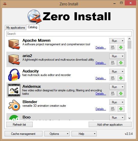 zero-install-main