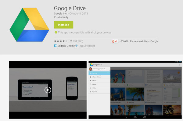 Quickoffice Vs Google Drive - Drive Store