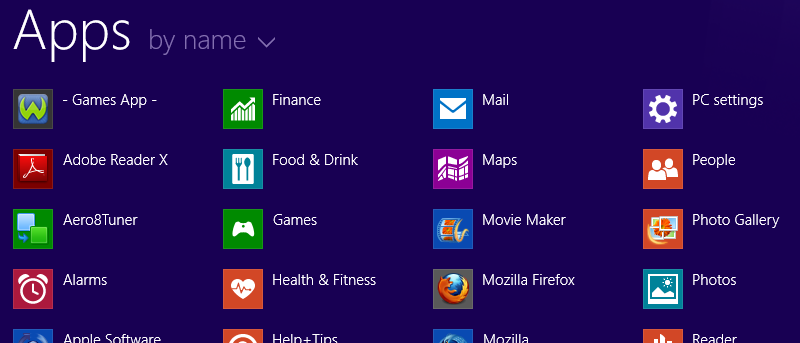 Upgrading to Windows 8.1 – What Have Changed For the Default Apps
