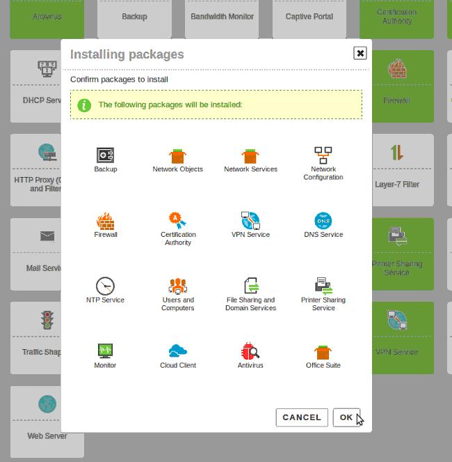 Zentyal-Install-Modules