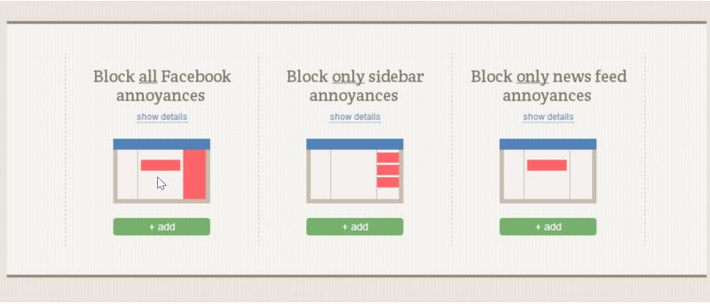 How to Block Facebook's Irritating Elements With Adblock Plus