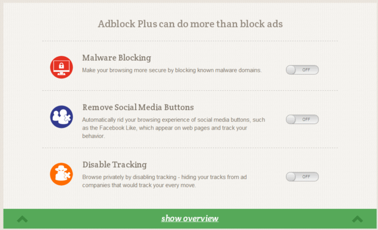 adblock_plus overview