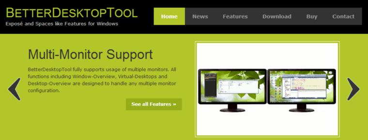 Download better desktop tool
