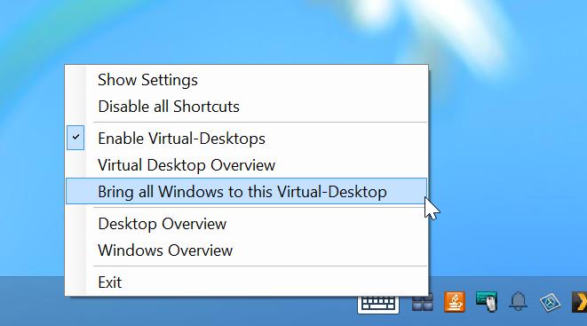 better desktop tool notification