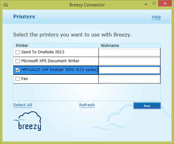breezy-select-printers