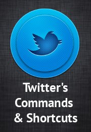 Twitter Commands and Shortcuts Cheatsheet