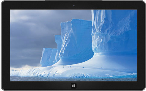 windows 8 theme - antarctic