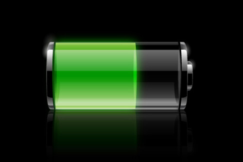 Apps-Draining-Battery-Mavericks-Battery-Logo