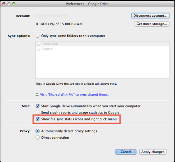 Google-Drive-Crashing-Deselect-Option