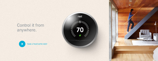 HomeAutomation-Nest