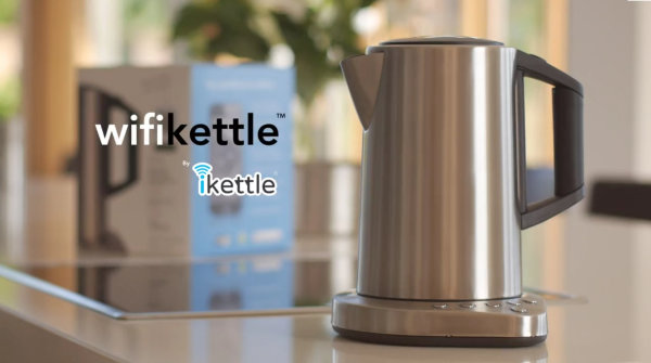 HomeAutomation-iKettle