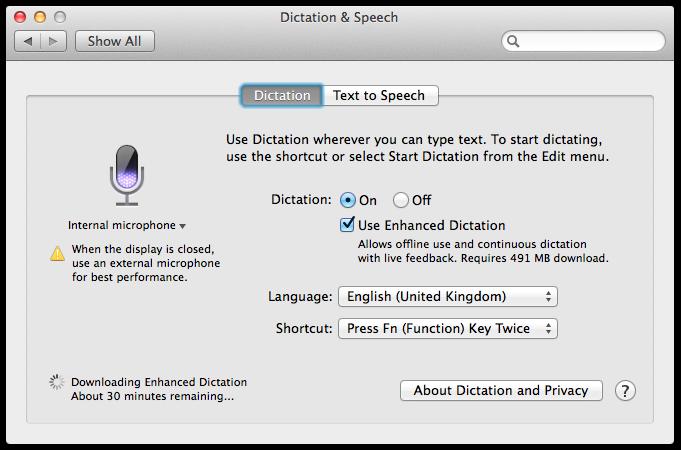 Offline-Dictation-Mac-Main