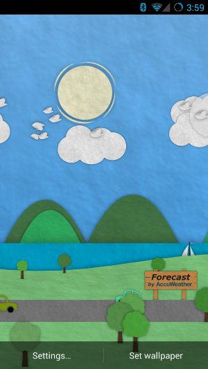 WeatherWallpaper-Paperland