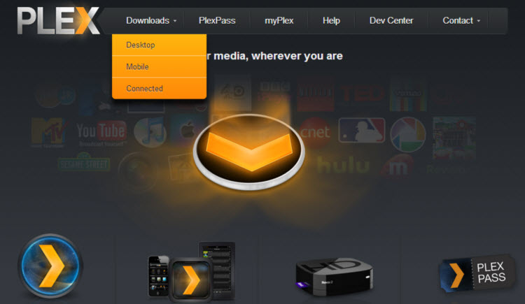 netbook as a media server