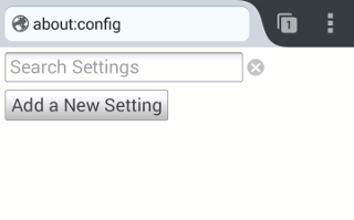 mobile-firefox-about-config