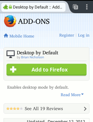 mobile-firefox-addon-desktop-by-default