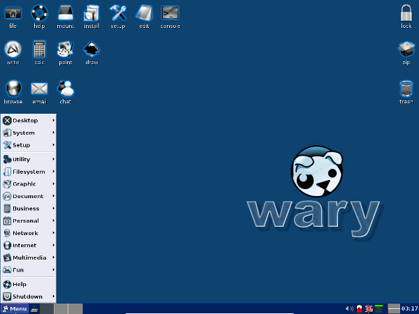 old-puppylinux