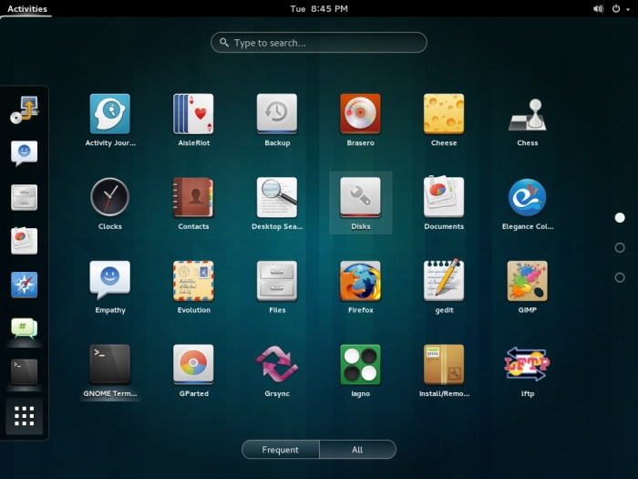 opensuse_Application-Launching-GNOME-13.1
