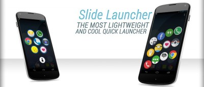 Use Slide Launcher to Quickly Access Your Favorite Apps in Android
