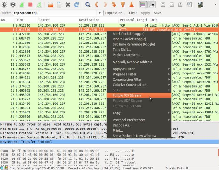 Using Wireshark on Ubuntu - Make Tech Easier