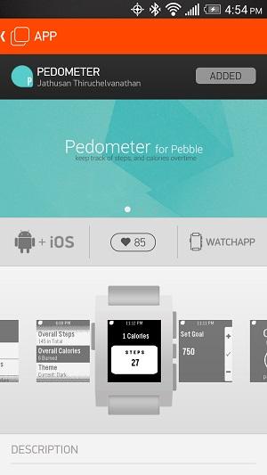 5PebbleApps-Pedometer