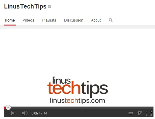 LinuxTechTip