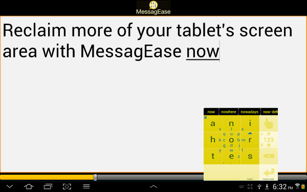 QuirkyKeyboards-MessagEase