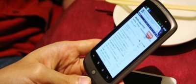 Quickly Access Your History in Mobile Firefox For Android