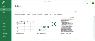 Adding Bing Features to Office 2013