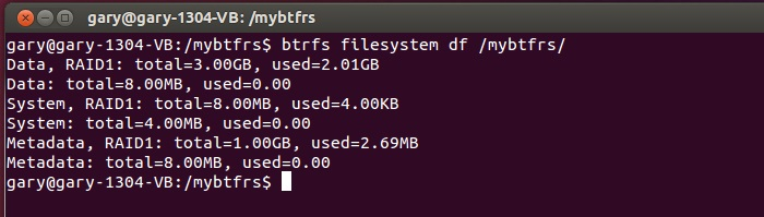 btrfs-filesystem-df