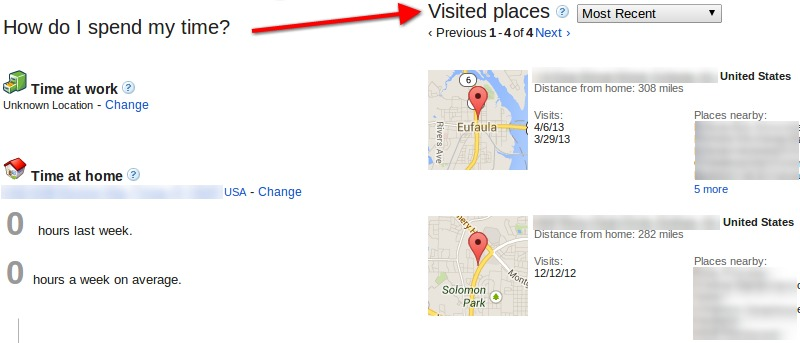How to Disable Google Maps Location History