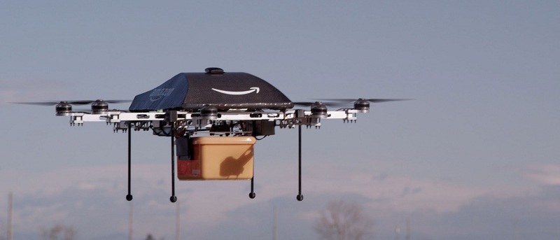 "Is Drone Delivery Going To Become a ""Thing""?"
