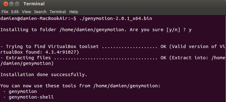 genymotion-installing