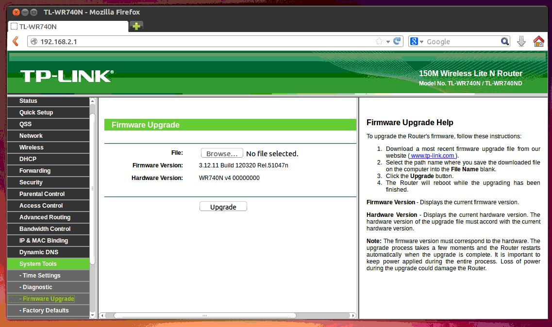 openwrt-upgrade
