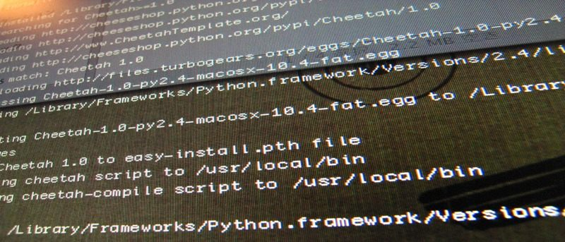 How to Run a Python Script in Mac OS X